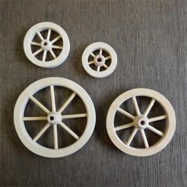 Ger-05.4:  Wielen (blank hout)