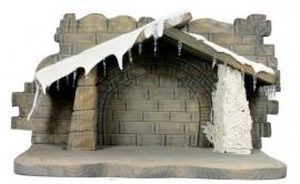 Lsp-5a: Sneeuwpasta met glinster