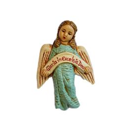 Krst-En02: Zingend Kerstengeltje 11 cm