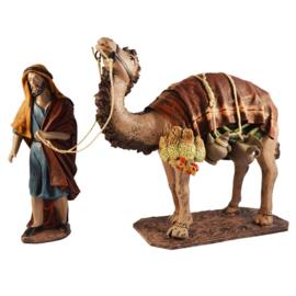 TCbld-1.41: Kameel met kamelendrijver
