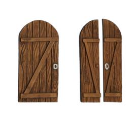 Bmh-07b Halfronde deur / deuren