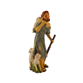 Kg11-06  Herder met schaapjes