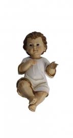 Krst-Jks01: Jezuskindje (4 versch. maten)