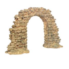 Ba-31 Poort in steen reliëf