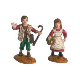 Sp-55: Kindertjes (set 2 stks)