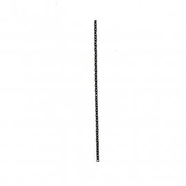 Ba-30f: Ketting 2.5 x 2 mm  (per 50cm lengte)