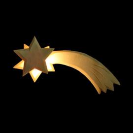 Vrl-82 Ster /  Komeet van hout