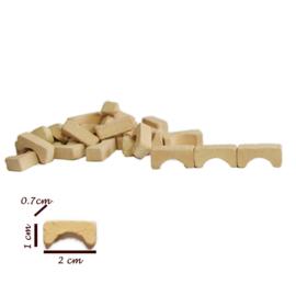Bd-st01.6: Toog / Boog steentjes