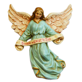 Krst-En11b: Gloria engel (19 cmH)