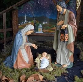 Verhuur Kerststal