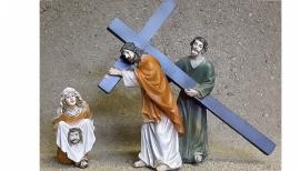 Ps29 Veronica droogt het gezicht van Jezus af (2 dlg)