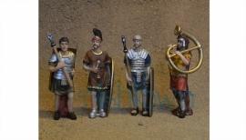 Ps20 Romeinse soldaten (4 dlg)