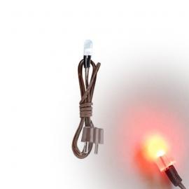 El-18: Vlammend licht LED 3.5V