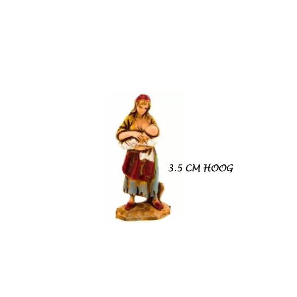 Kg-3.5-06: Herderin geeft borstvoeding