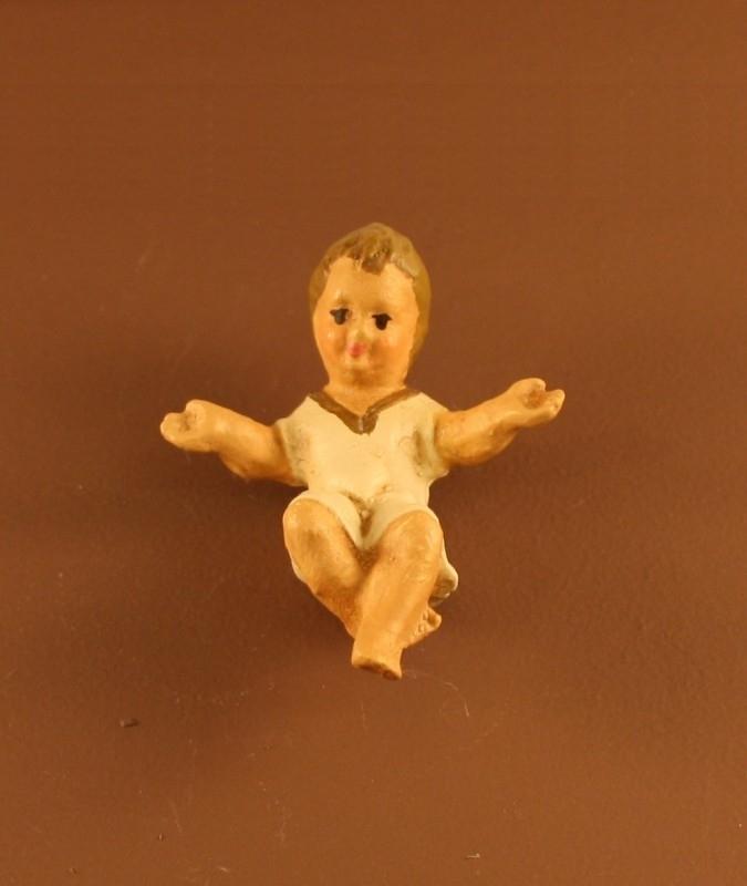 Krst-J17: Kindje 5,5 cm lang