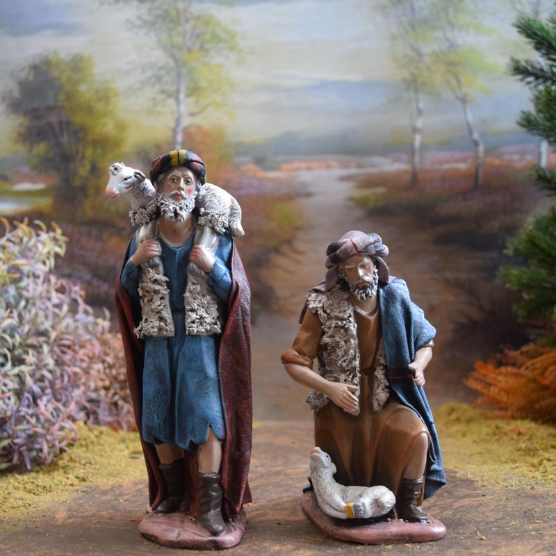 TCbld-2.03a: Herder met schaap