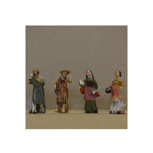 Kg-mb16 Figuren set voor 3.5 / 5 cm groep