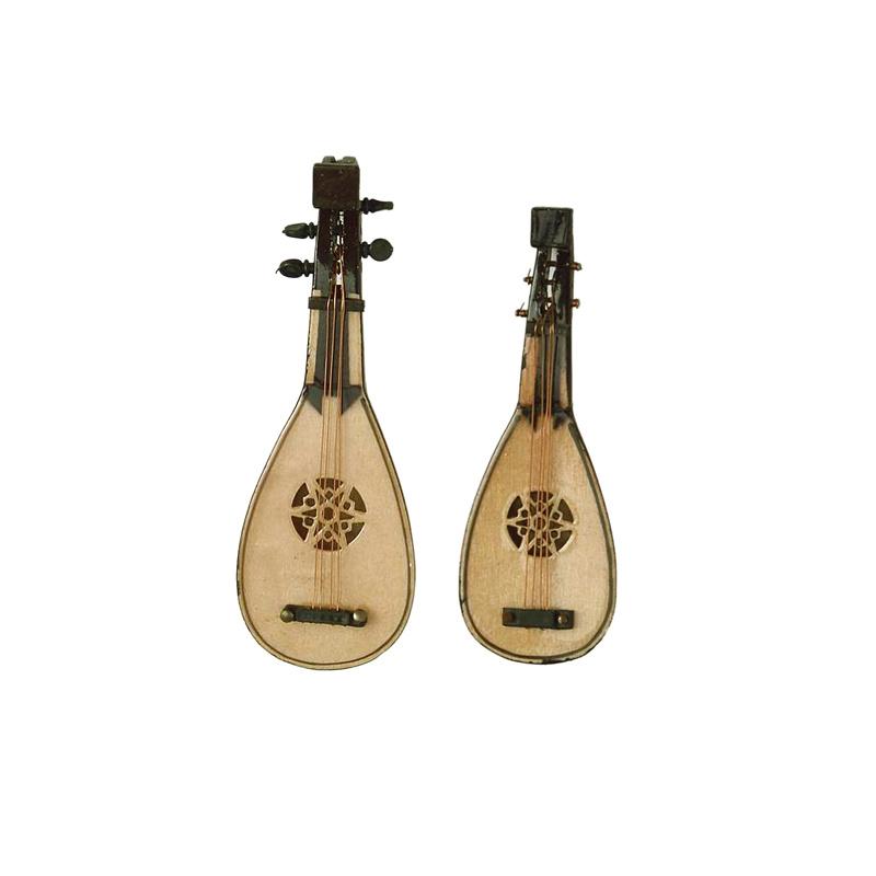 p-hh34: Muziekinstrument - Luit / Mandoline