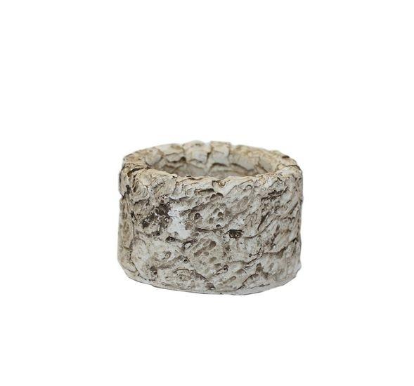 WP-032: Waterputje steen 3.5 cm hoog / ø 6.5cm
