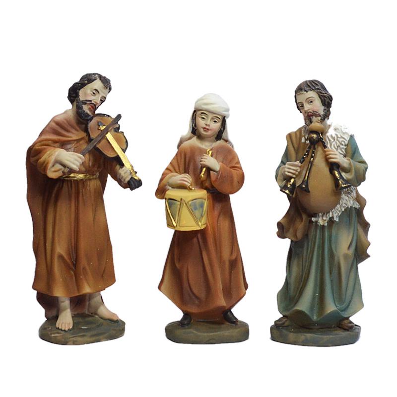 Kg11-7.31 Muzikanten (set v. 3)