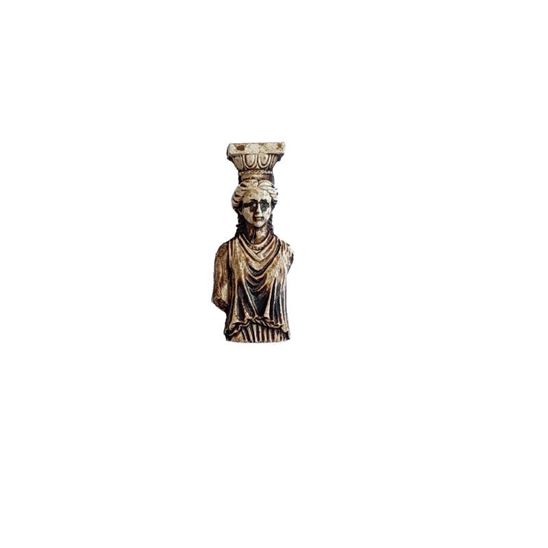 G.Orn: Grieks / Romeinse buste (antieklook)
