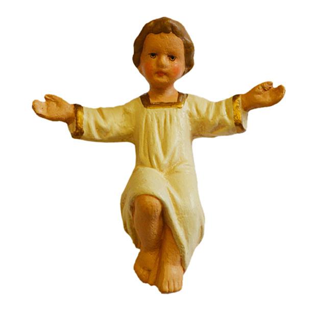 Krst-J24: Kindje Jezus 10 cm lang