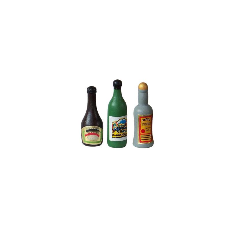 Vvz-15d Flesjes likeur / drank (per 3 stks)