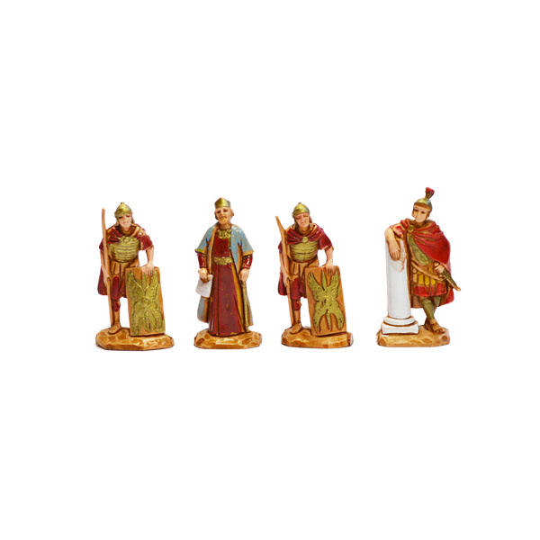 Kg-3.5-07c: Herodus en soldaten (4 dlg)