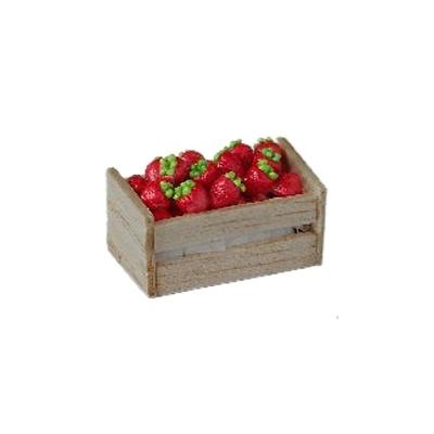 Vfr-022 Kistje met aardbeien