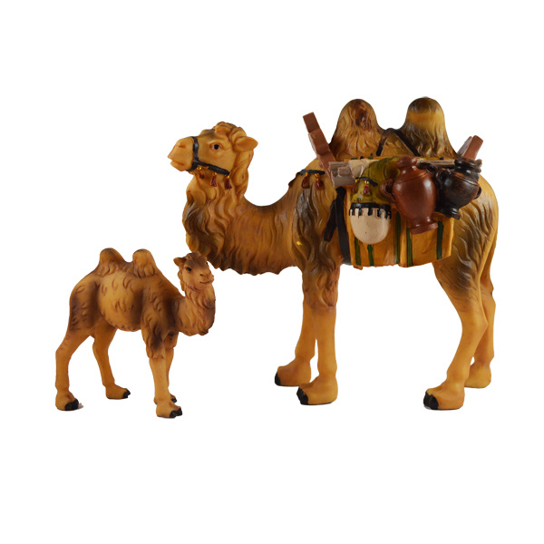 Dd-404 Kameel / jong kameel (9 en 12 cmH)