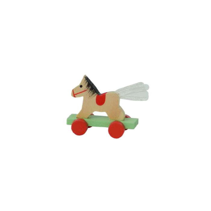 p-ks-1: Speelgoed 'Hobbelpaardje' 3cmH