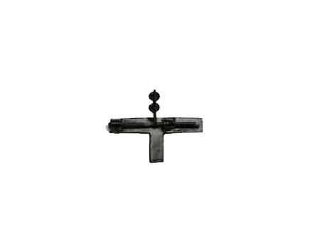 Ba-09 Metaal: Grendel / Slot 2 cm