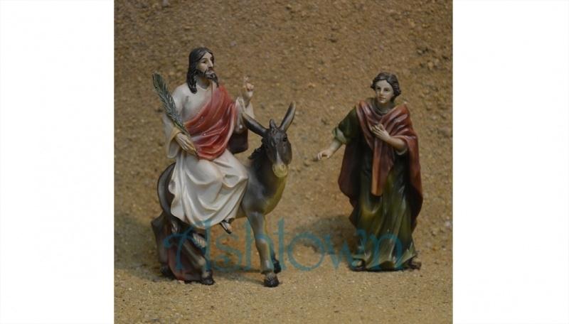 Ps09 Intocht Jezus in Jeruzalem (2 dlg)