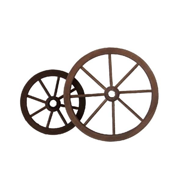 Ger-05.3:  Wagen wiel (donker)
