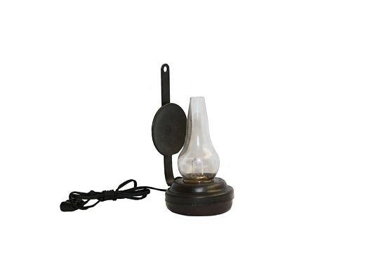 Vrl-32 Wandlamp (Metaal met glas)