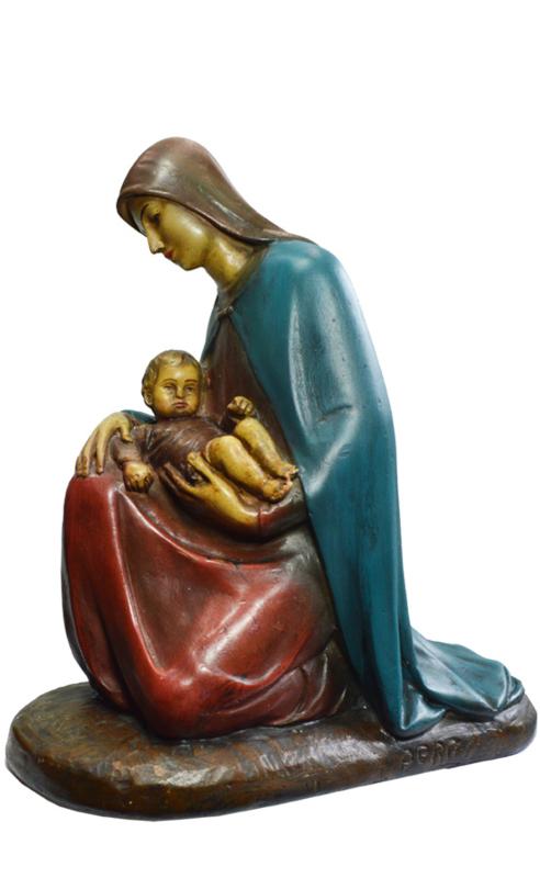 Mb-14: Mariabeeld met Kind