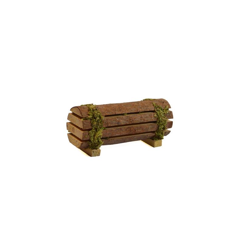 Htm-35: Boomstam plankenstapel