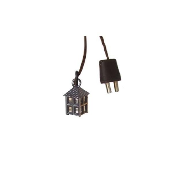 Vrl-10 Mini lantaarn 1.5 cm kunststof