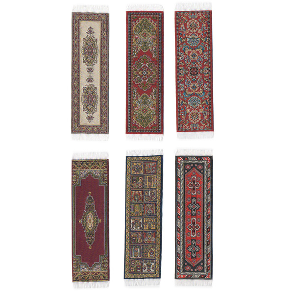 p-pt451: Perzisch tapijt / loper (5 x 16 cm)