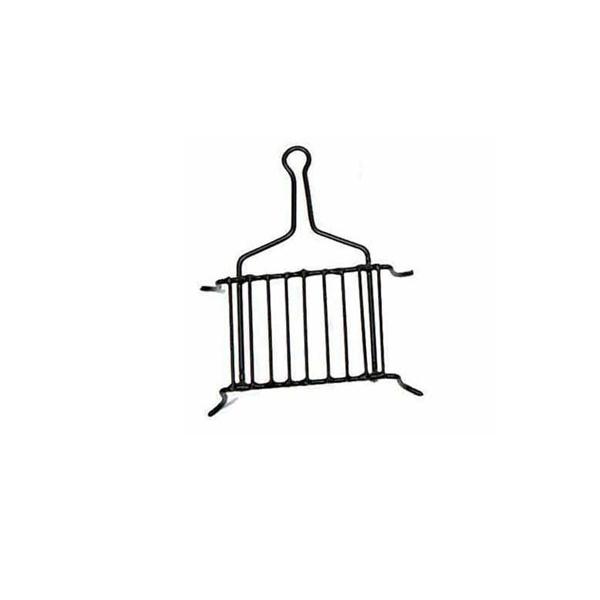 p-hh09: Bak rooster (metaal)