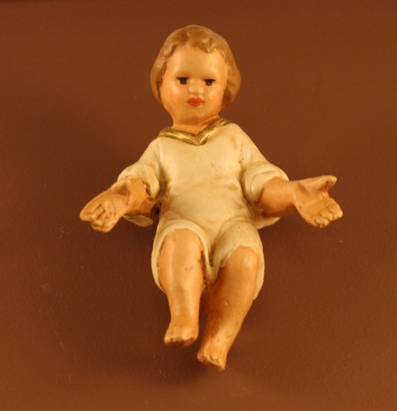Krst-J19: Kerstkindje 7.5 cm