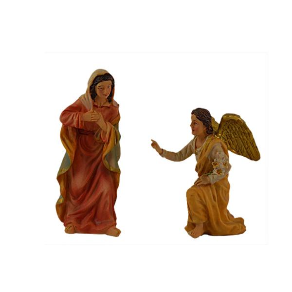 Kg9-01 Boodschap aan Maria (2 dlg)
