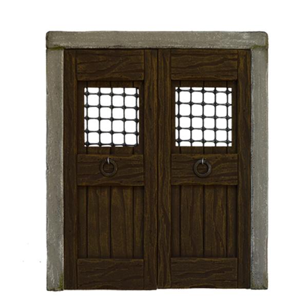 Bmh-226 Dubbele deur (recht)