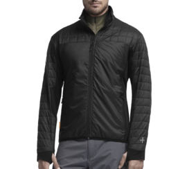 Icebreaker Helix LS Zip Black -Small