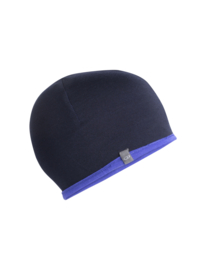 Icebreaker Adult Pocket Hat / Mystic/Midnight Navy - One Size