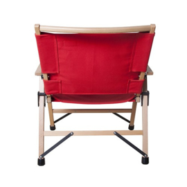 Nigor Stoel Woodstar - Flame Red - direct leverbaar