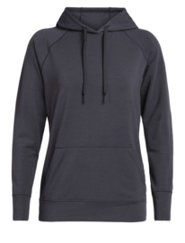 Icebreaker 	Wmns Momentum Hooded Pullover / Panther - M-L-XL