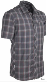 Icebreaker Mens Departure SS Shirt Monsoon -Small