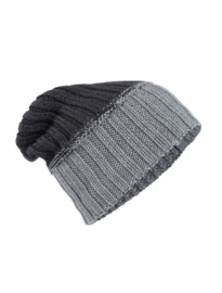Icebreaker Altitude Slouch Beanie Metro/Jet - One Size*