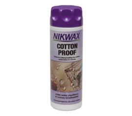 Nikwax Impregneer Cotton Proof - 1 liter (technisch en 100% katoen + canvas)